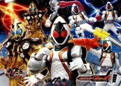 Kamen Rider Fourze [ eng sub ]